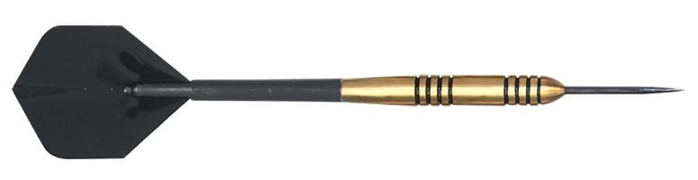 Exec Brass Steel Tip Dart 18g plain
