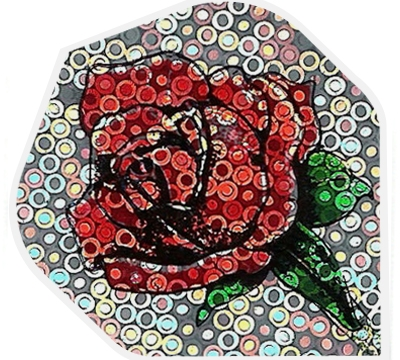 Red Rose 2D/3D Flight
