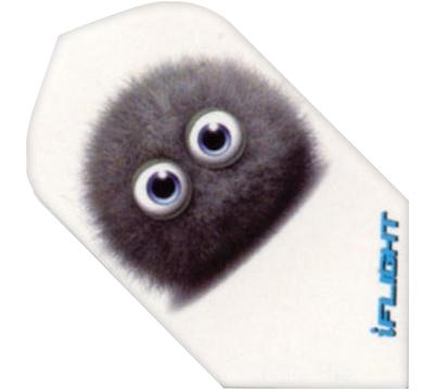 i-Flight Furry Eyes Slim Flight