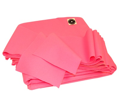8' Precut 22 Oz Forstmann Cloth Pink