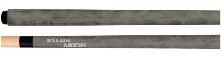 Jacoby Heavy Hitter Break Cue Grey