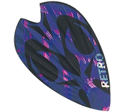 Purple/Black Retro Flight