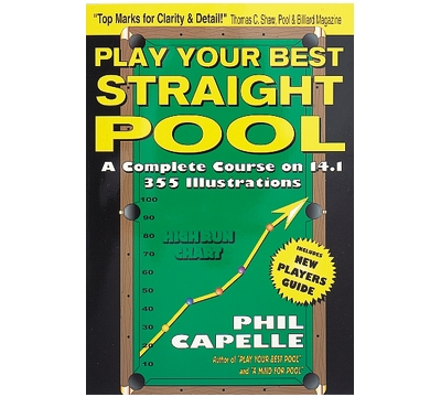 "Capelle's ""Play Your Best Straight Pool"""