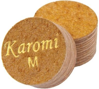 Karomi Laminated Cue Tip