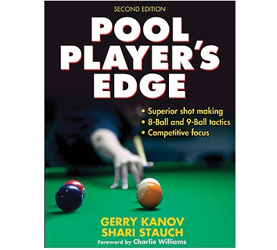 POOL PLAYER'S EDGE BOOK 2ND EDITION