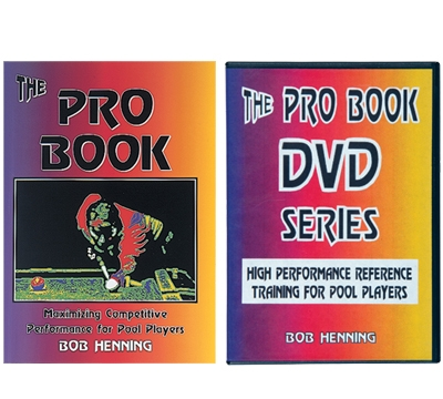 Henning's 'The Pro Book' & 'The Pro Book DVD Series Series' Set