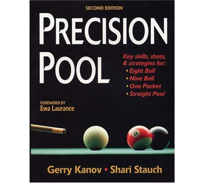 PRECISION POOL BOOK 2ND EDITION