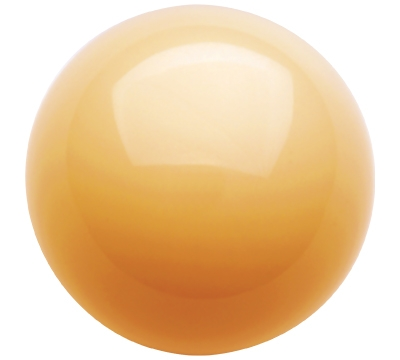 Yellow Cue Ball