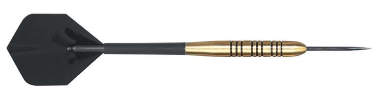 Exec Brass Steel Tip Dart 20g plain