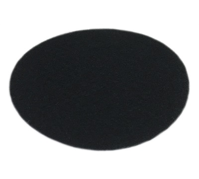 "3-3/4"" Hockey Handle Self-Adhesive Felt Pads"