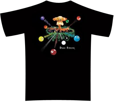 Dead Stroke Pool T-Shirt – The Bomb