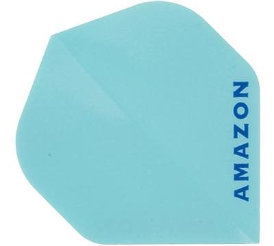 Amazon Poly Std Flt Light Blue