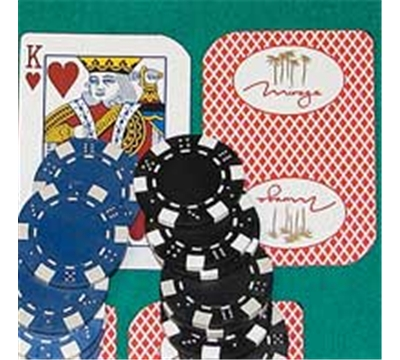 Casino Playing Cards - used in actual play