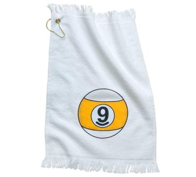 9 Ball Pool Hand Towel
