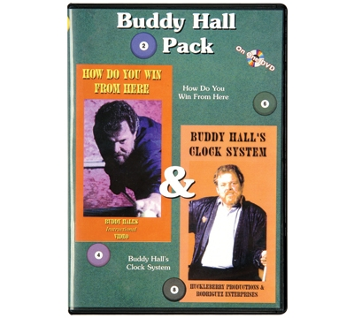 "Buddy Hall's ""Clock System"" and ""How Do You Win From Here"""