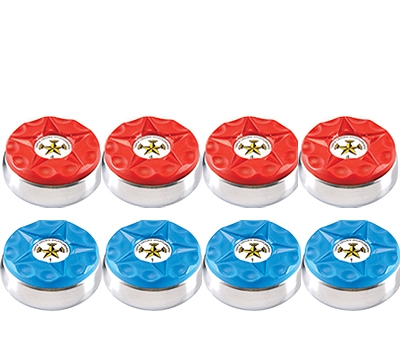 Triple Crown Regulation Shuffleboard Puck Set