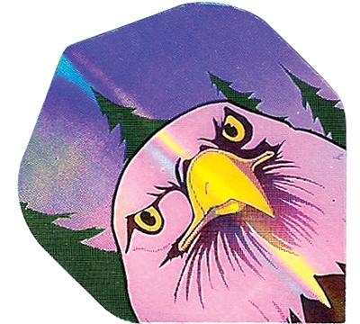 Eagle Head 2D/3D Flight