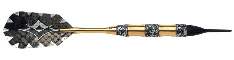 Armored Brass Soft Tip Dart