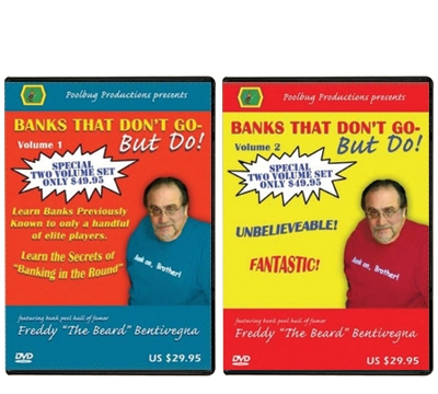 Banks That Don't Go - But Do  DVD