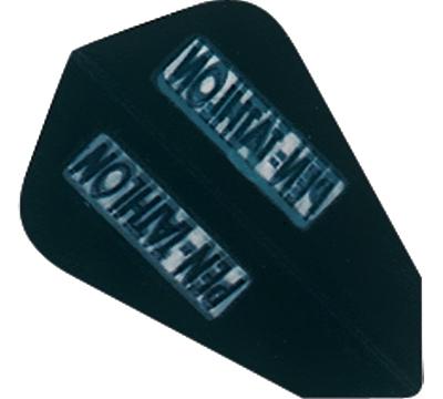 Black Double-Thick Poly Pentathlon Lantern Flight