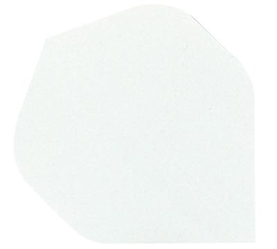 White Nylon Rib-Stock Flight