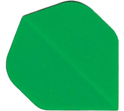 Green Standard Hard Poly Flight