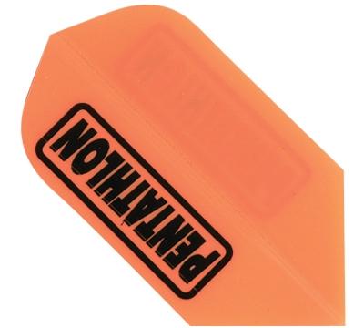 Pen-tathlon Poly Slim Neon Orange Flight