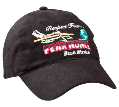 Dead Stroke Hat – Respect Pool