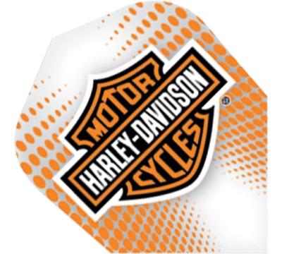 Harley-Davidson® Logo Clear Standard Flight