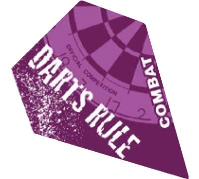 Combat Darts Rule Flight