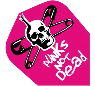 Poly Standard Flight - Punks Not Dead