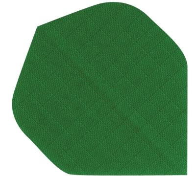 Green Standard Nylon Rib-Stock Flight