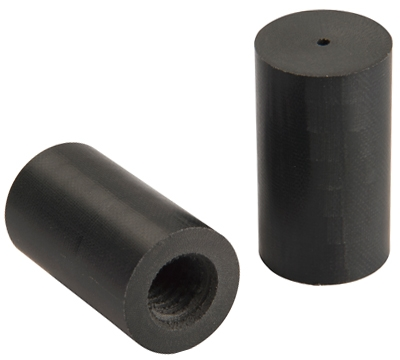 Black Phenolic Capped Ferrule – 14mm
