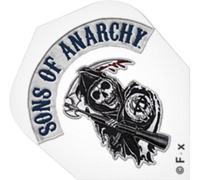 Sons Of Anarchy White Standard Flight