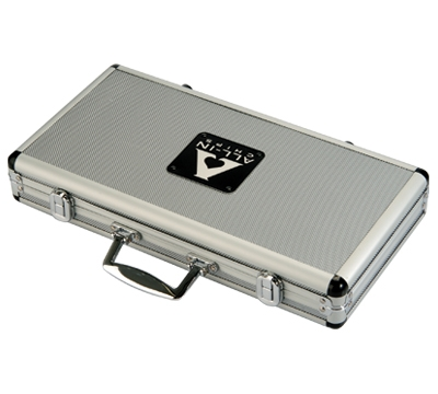 All-In Aluminum Chip Case 500