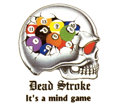 Dead Stroke Decal Pool Mind Game