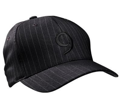 RT9 Black Pinstripe Hat