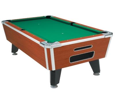 Etonnant 7u0027 Tiger Valley Pool Table