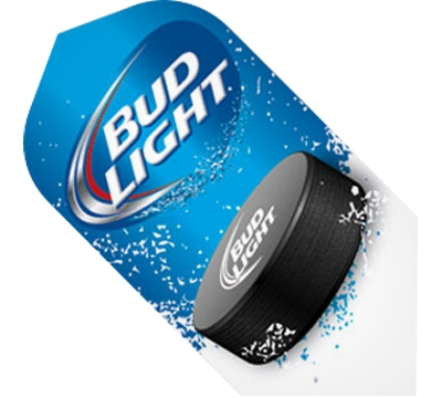 Bud Light Hockey Slim Flight