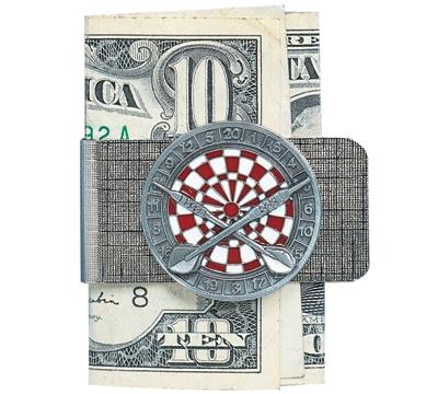 Dart Money Clip