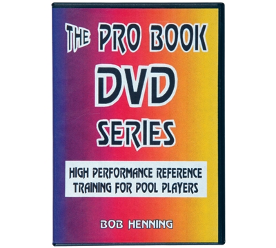 "Henning's ""The Pro Book DVD Series"""