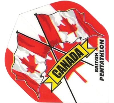 British Pentathlon Poly Standard Flight Canada