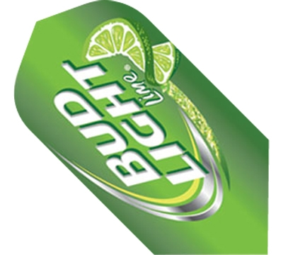 Bud Light Lime Green Slim Flight