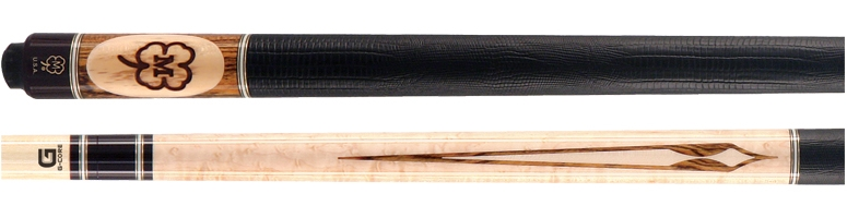 McDermott G-Series Wildfire Cue – G322