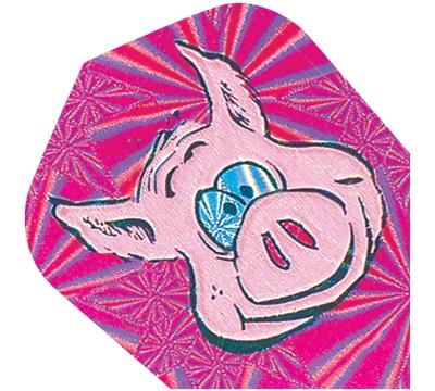 Pig 2D/3D Flight