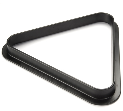 Heavy-Duty Solid Molded Triangle, 2  1/4""