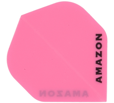 Neon Pink Amazon Hard Poly Flight