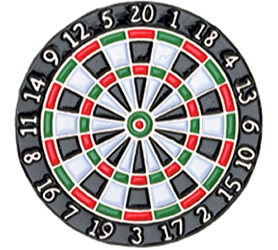 Steel Tip Dartboard Pin