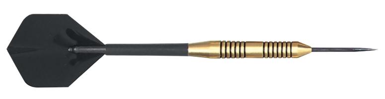 Exec Brass Steel Tip Dart 24g plain