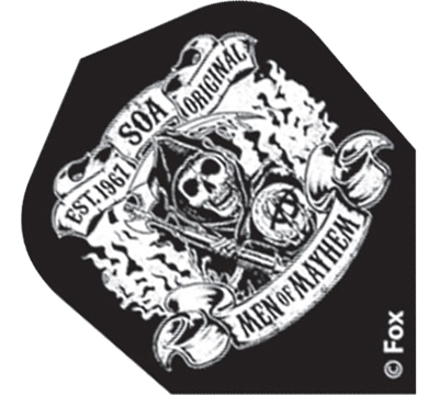 Sons Of Anarchy Mayhem Standard Flight